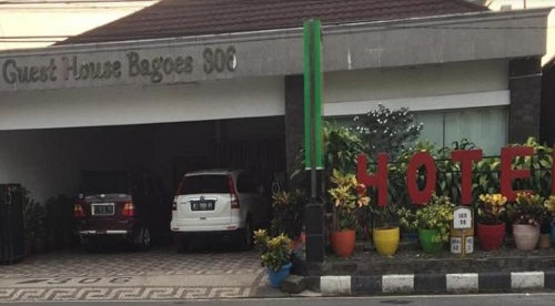 Guest House Bagoes 306