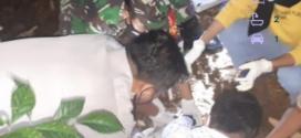 Warga Timbang Kejobong Geger Temukan Jenazah di Kebun